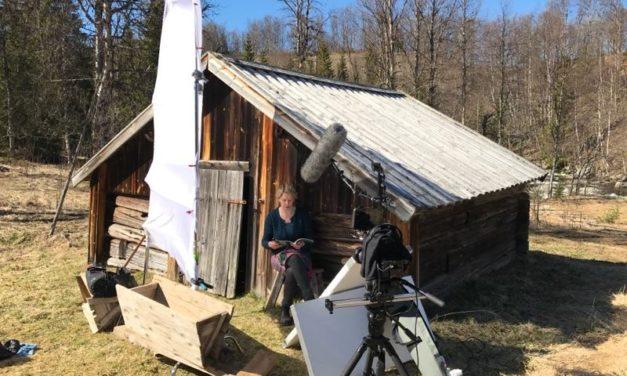 Samorfjøset – en bok, film och berättarföreställning