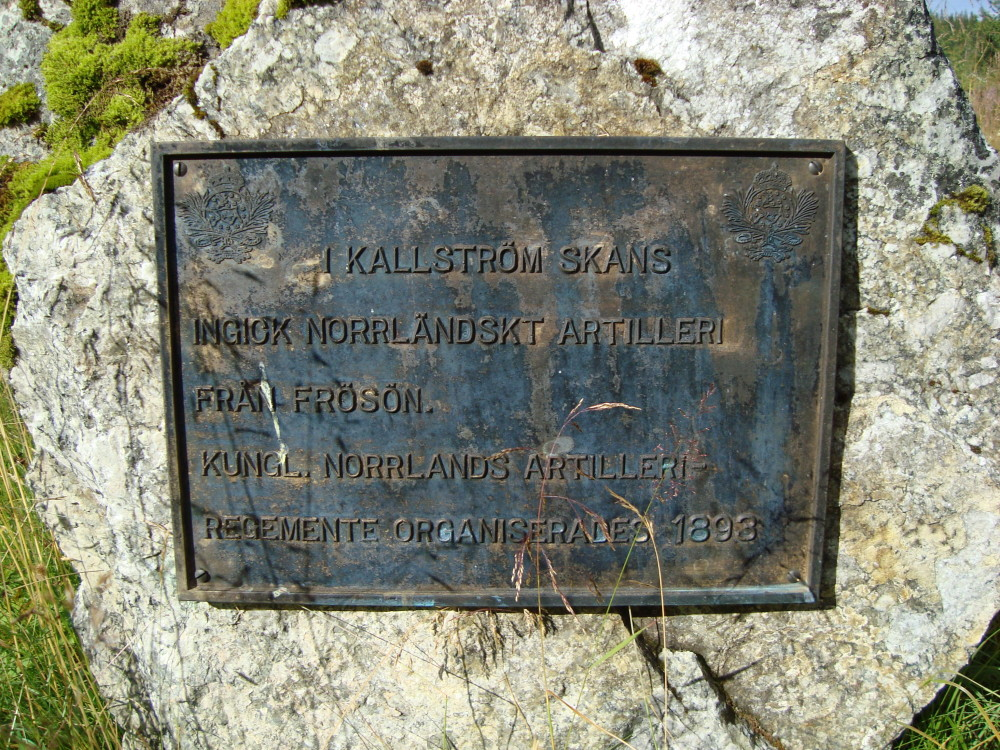 Kallström Skans – Kallsedet