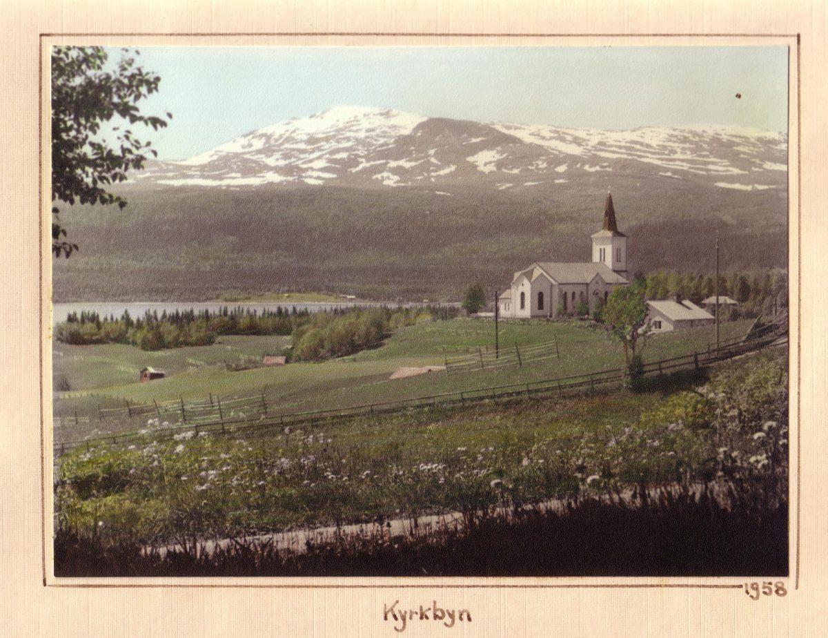 S.10 Kyrkbyn 1958