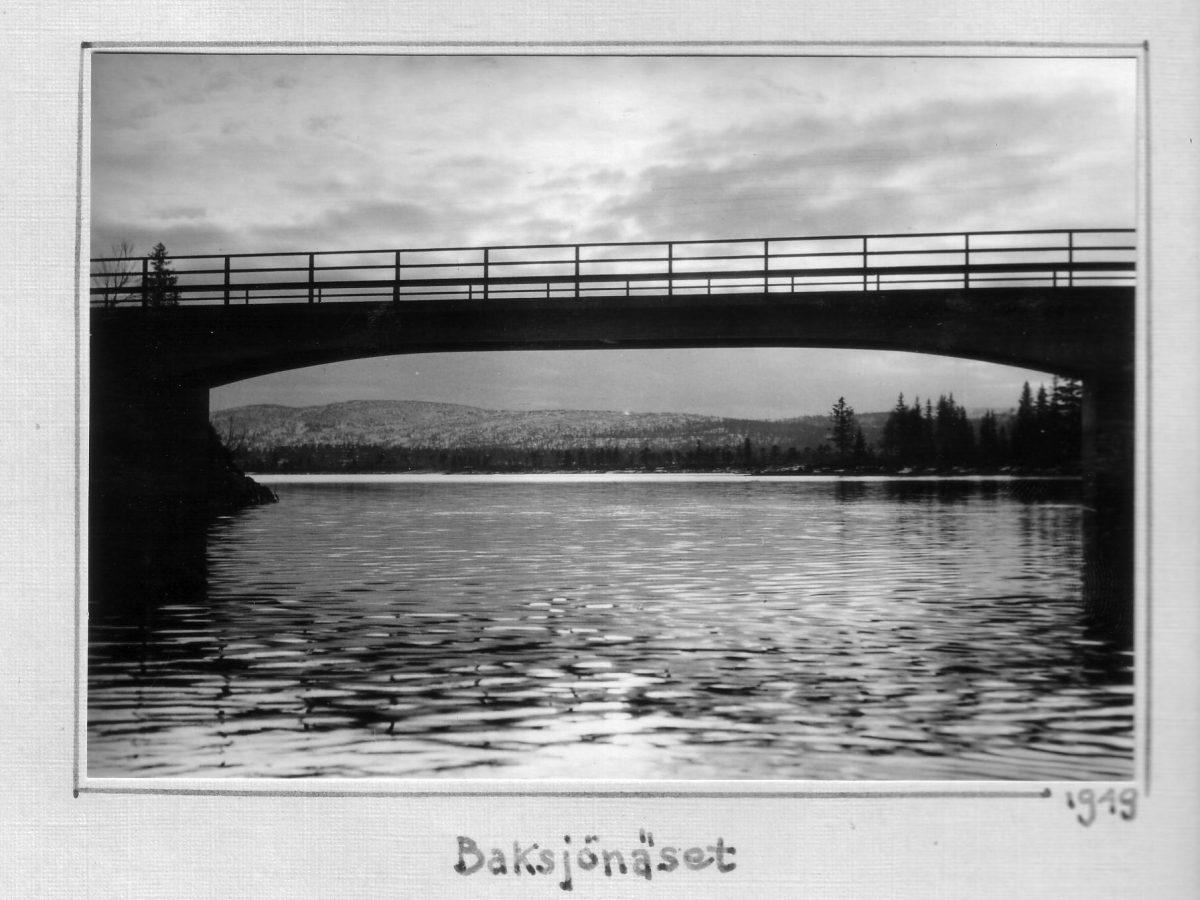 S.21 Baksjönäset 1949