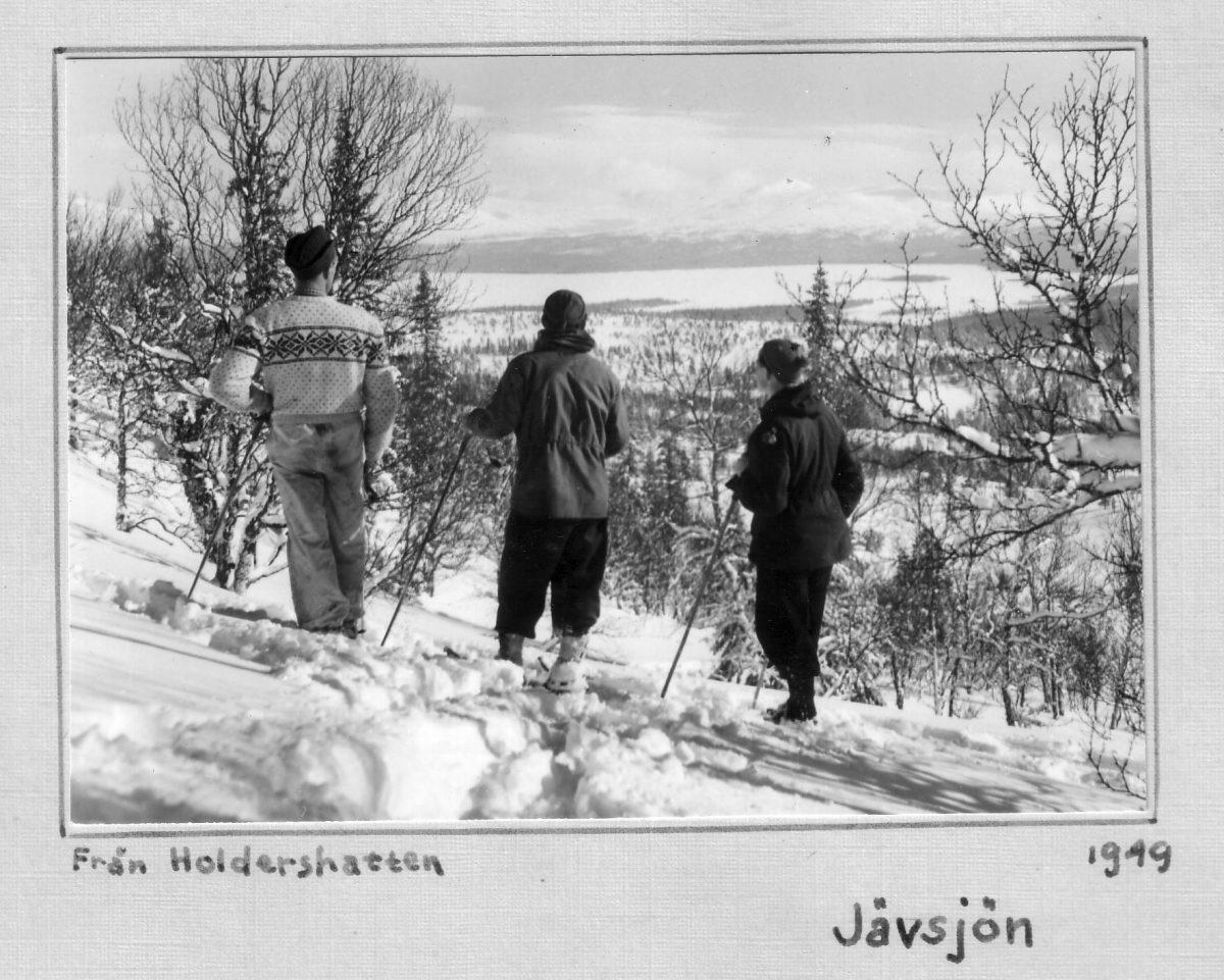 S.27 Jävsjön 1949