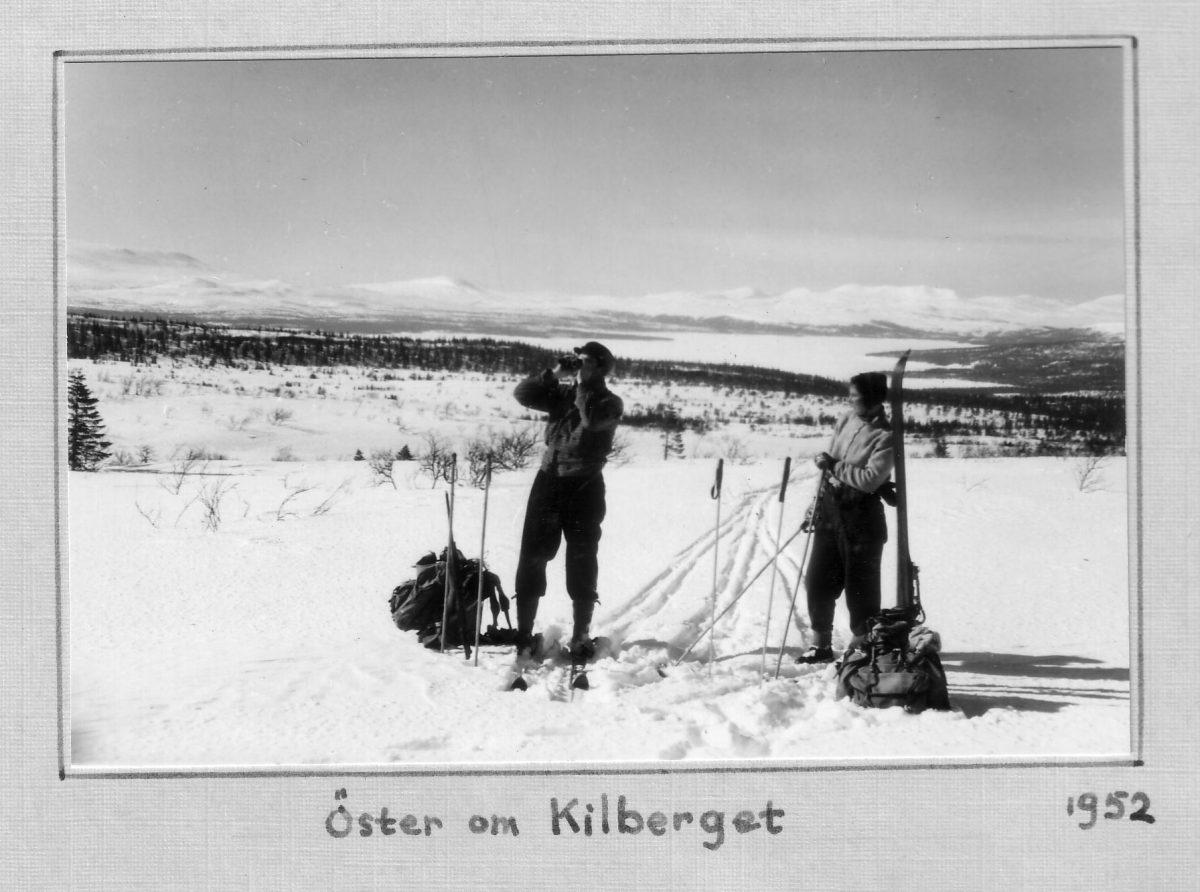 S.28 Öster om Kilberget 1952