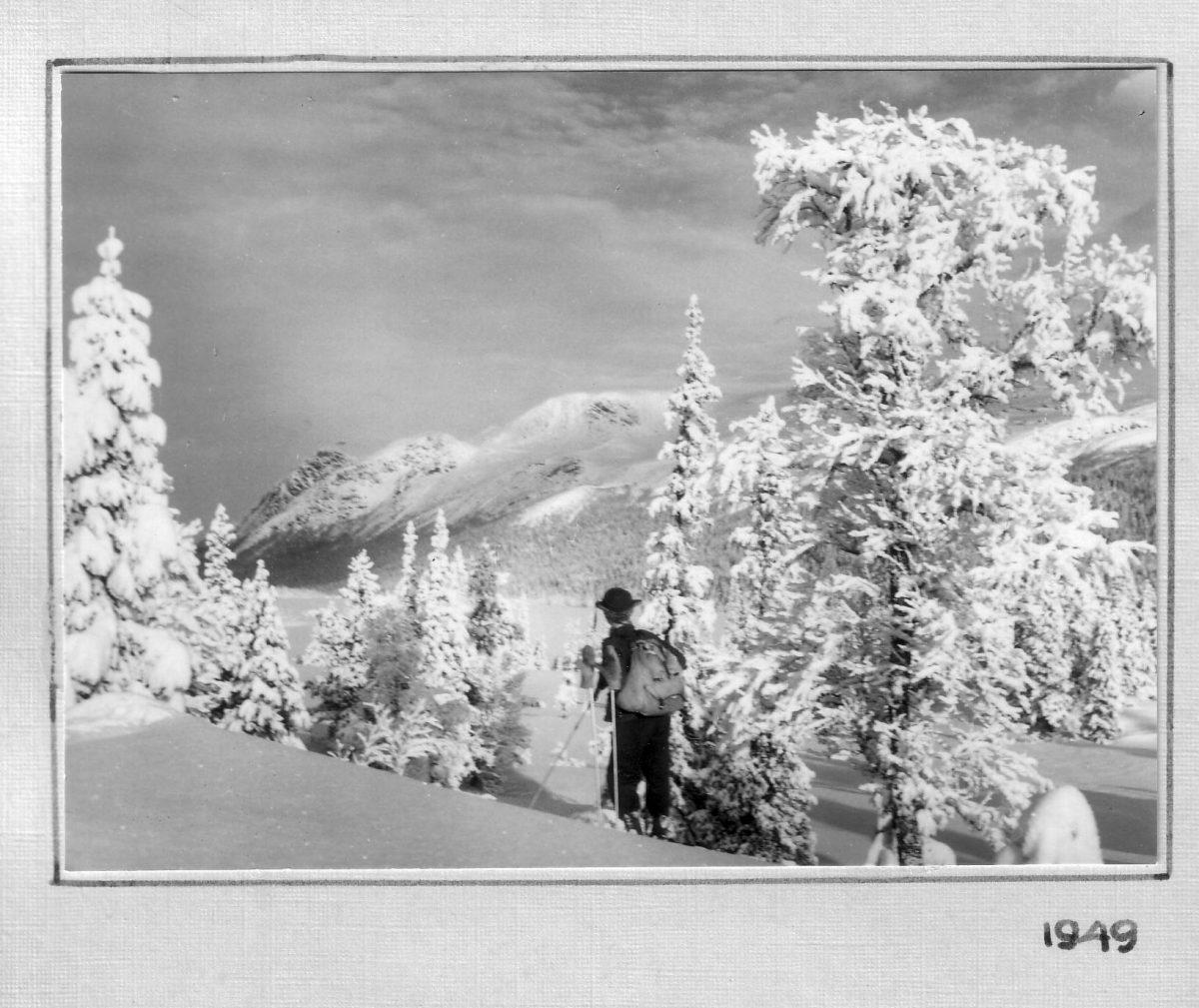 S.31 Himmelsraften och Mjölkvattnet Bild 2 1949
