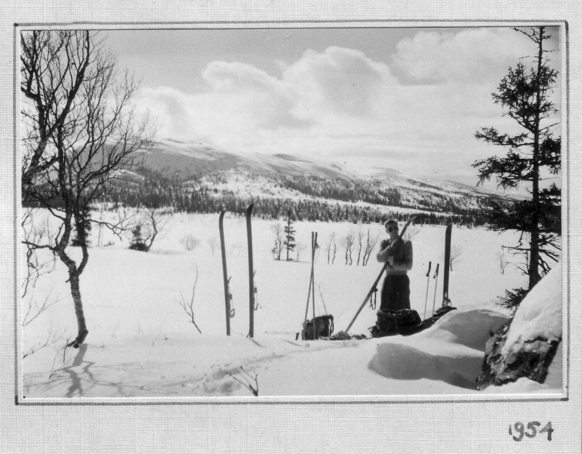 S.32 Sösjön 1954 Bild 1