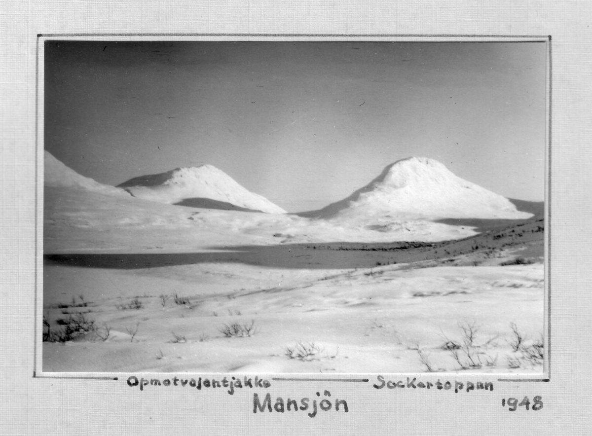 S.34 Mansjön 1948