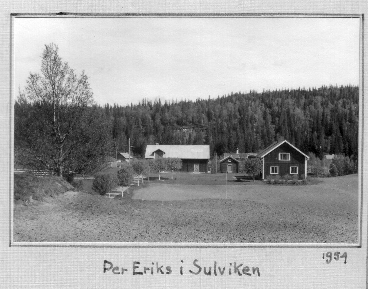 S.52 Per Eriks i Sulviken 1954