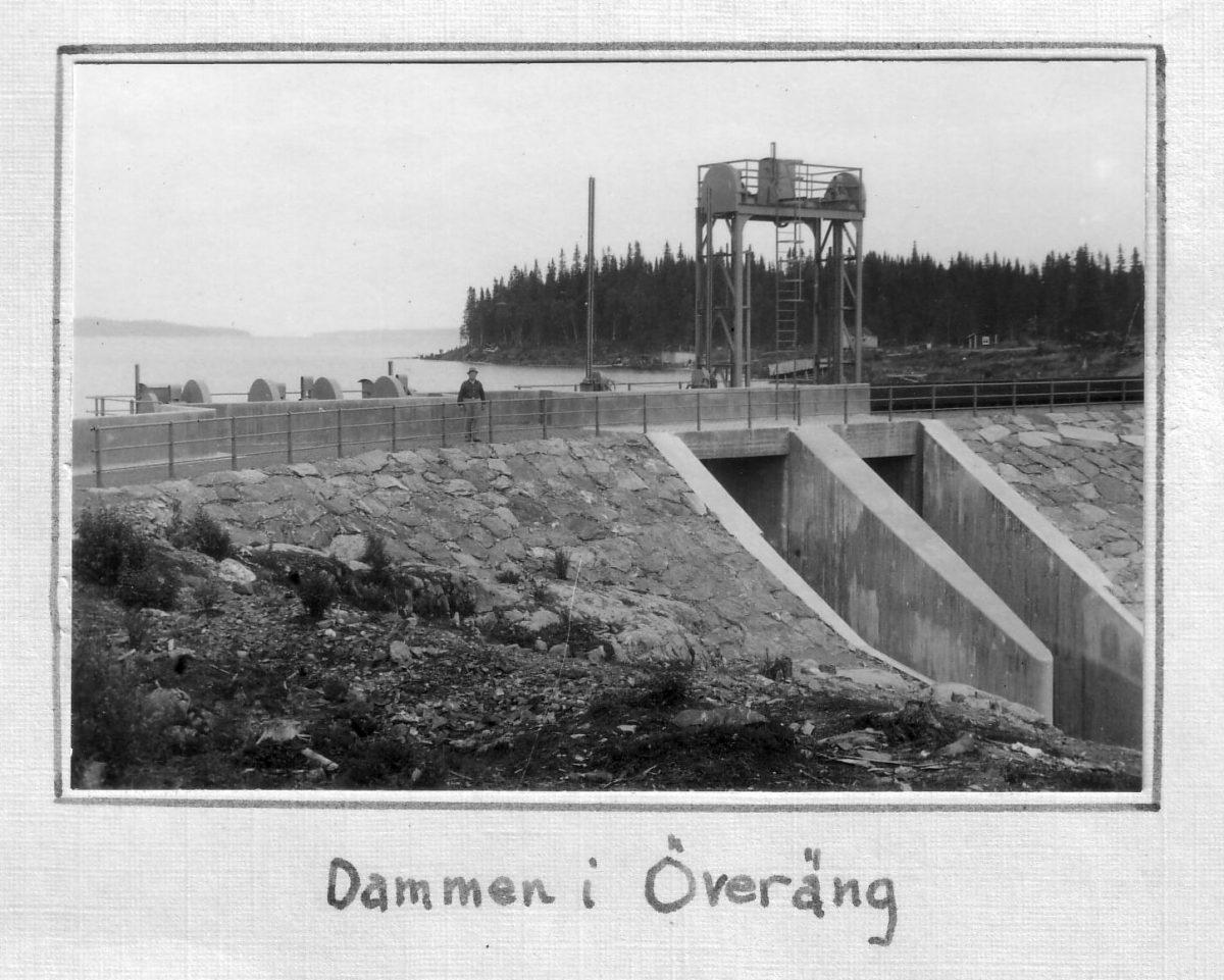 S.54 Dammen i Överäng