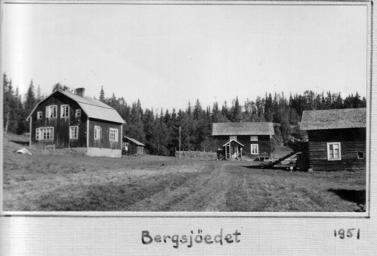 S.74 Bergsjöedet 1951