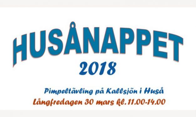 Husånappet Långfredagen 30 mars