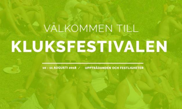Kluksfestivalen 2018