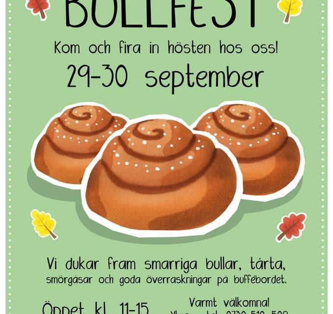Bullfest 29-30 september
